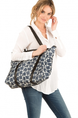 Becksöndergaard | XL Shopper Relyea Leilani | blauw