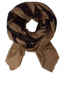 Scarf Jet | brown