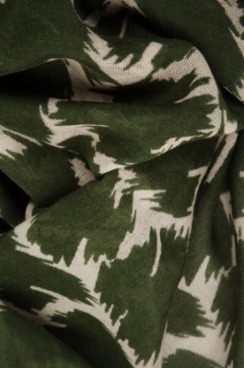 Scarf Cicely | green