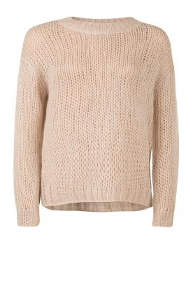 Hunkydory |  Knitted sweater Simla | natural