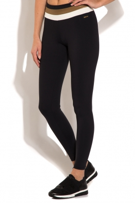 Deblon Sports | Sportlegging Michelle | zwart