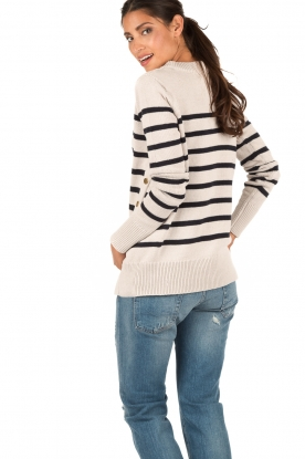 Knitted sweater Blanca | natural