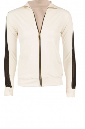 Deblon Sports |  Sports cardigan Zoe | white