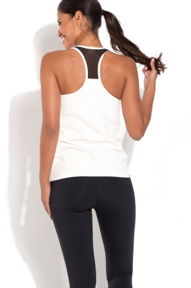 Deblon Sports | Sporttop Zoe | wit