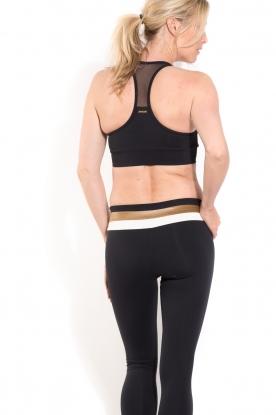 Sports bra Zoe | black