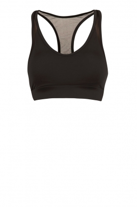 Deblon Sports |   Sports bra Zoe | black