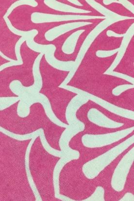 Beach towel Blushing | pink