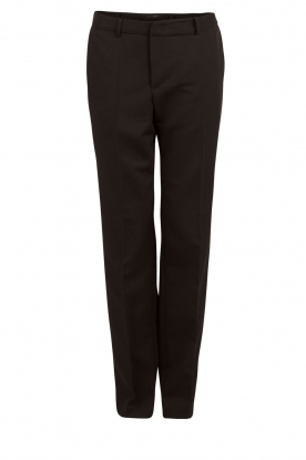 Set | Pantalon George | zwart