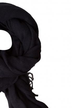 Set | Sjaal Evi | donkerblauw