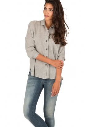 Blouse Vita | grey