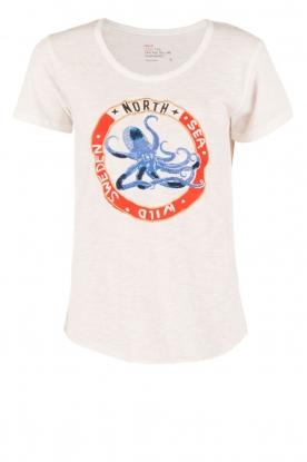 T-shirt Toro | white