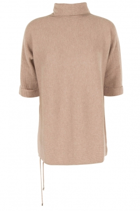 Cashmere sweater Sienna | light brown