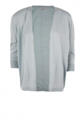 Hemisphere |  Cardigan Lieke | light blue