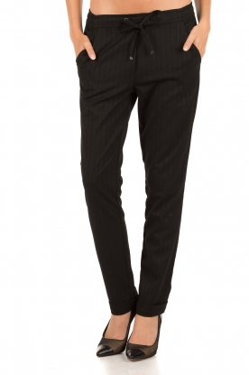 Rosemunde | Pantalon Maddy | zwart