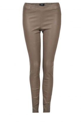 Arma | Lamsleren stretchlegging Roche | taupe