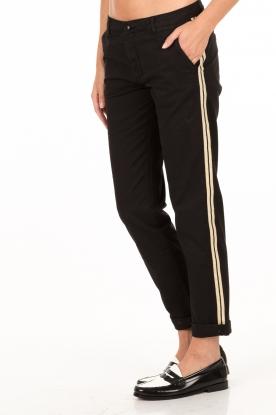 Pants Mainlandrib | black