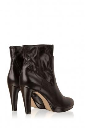 Noe | Leren boots Nabla | zwart