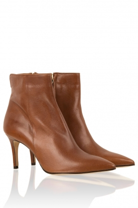 Leather ankle boots Noty | brown