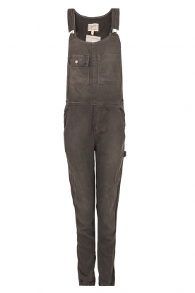 Current/Elliott |  Salopette The Carpenter Overall | grey