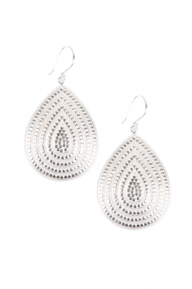 Close to Zen |  925 sterling earrings sun catcher | silver