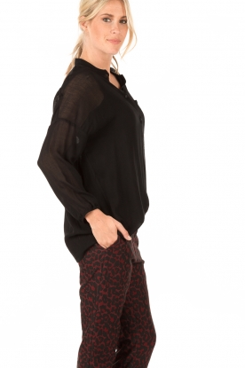 Blouse Axobridge | zwart