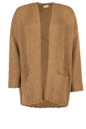 Cardigan Boolder | green