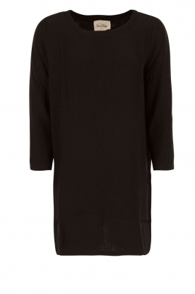 Tunic top Holiester | black