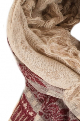 Scarf Hadlee | natural