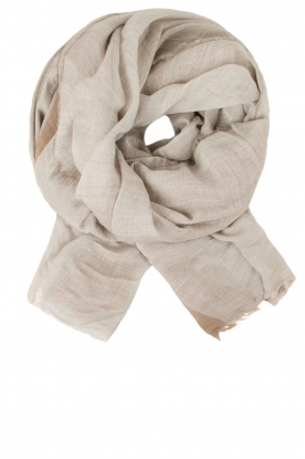 Scarf Hadeweg | light grey