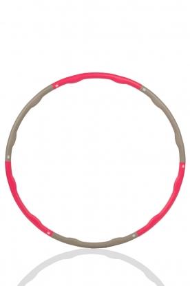 Casall | Fitness Hoelahoep 1,2 kg | roze