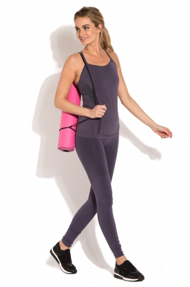 Casall | Yogamat Position | roze