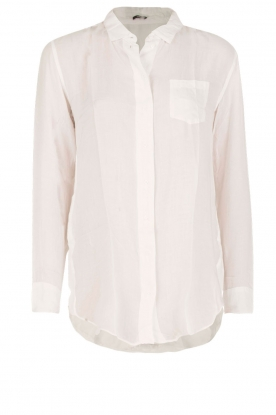 Denham |  Blouse Adventure | white