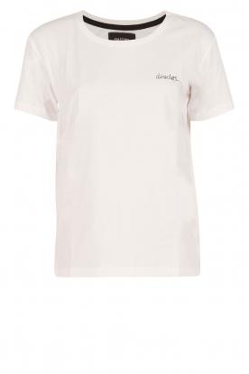 T-shirt Booboo Director | White