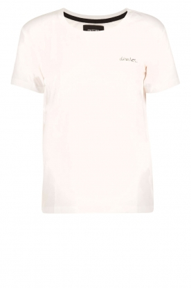 Amatør | T-shirt Booboo Director | Wit