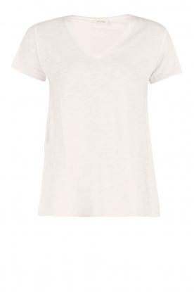 American Vintage | T-Shirt Jacksonville | wit
