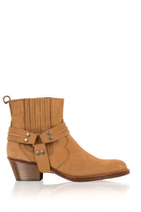Maluo |  Leather ankle boots Mason | brown