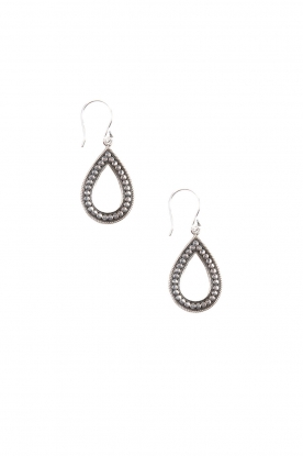 Close to Zen |  925 sterling earrings Dancing in the Rain | silver
