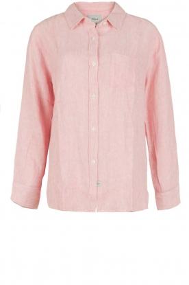 RAILS | Linnen blouse Charli | rood