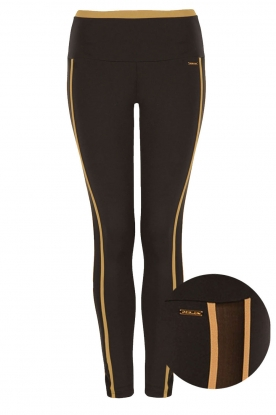 Deblon Sports |  Sports legging Kate | Camel