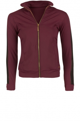 Deblon Sports |  Sports jacket Zoe | burgundy