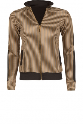 Deblon Sports |  Sports jacket Zoe | camel/black