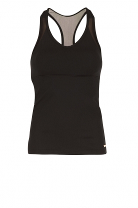 Deblon Sports |  Sports top Zoe | black