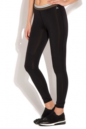Beta Studios | Sportlegging Biker | zwart