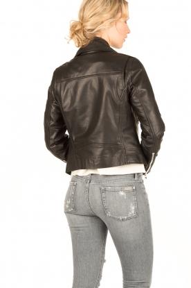 Dante 6 | Leren bikerjas Legend | zwart