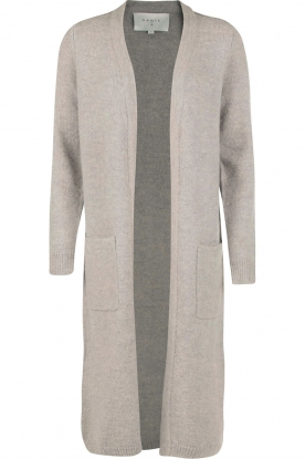 Dante 6 |  Knitted cardigan Shelby | grey