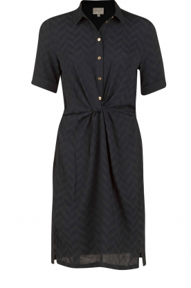 Dante 6 |  Blouse dress Michelle | dark blue