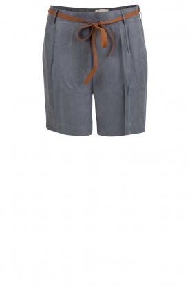 Dante 6 | Highwaisted shorts Nyna | blauw