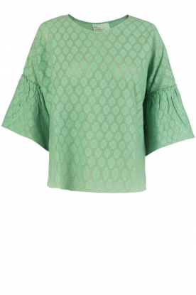 Leon & Harper |  Top Tamy | green