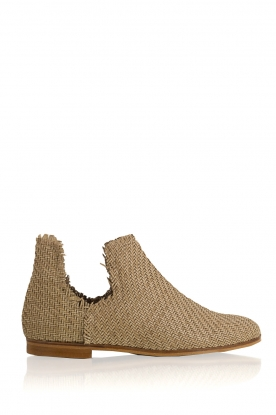Hoss Intropia |  Ankle boots Rustic | camel