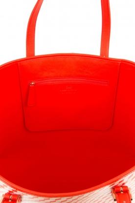 ELISABETTA FRANCHI | Shopper Block | rood